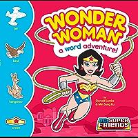 Wonder Woman: A Word Adventure! (DC Super Friends Word Adventures)