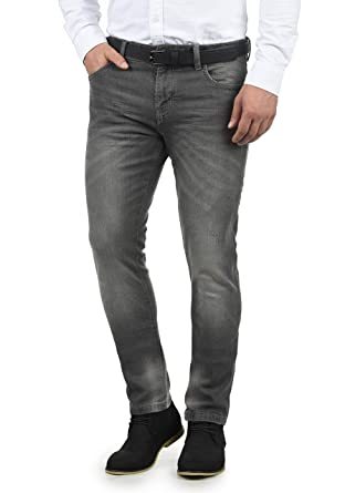 625581e0fa0f Indicode Aldersgate Herren Jeans Hose Denim Aus Stretch-Material Mit  Destroyed-Look Slim Fit  Amazon.de  Bekleidung