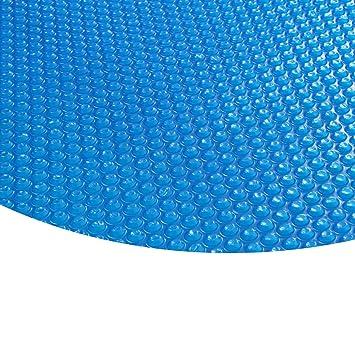 Frisch Zelsius - Runde Solarfolie Poolheizung Solarplane , blau - 400µ  DT88