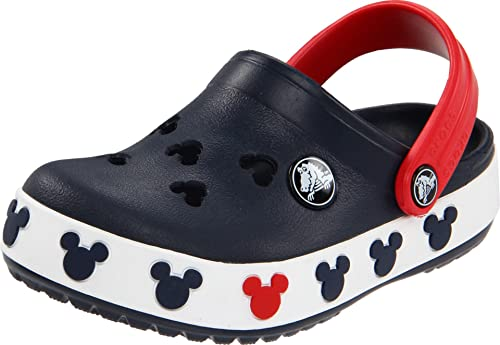 d68e6ef167075 Crocs Crocband Mickey II Clog (Toddler Little Kid)