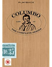 Columbo - Complete Season 1-10 Boxset