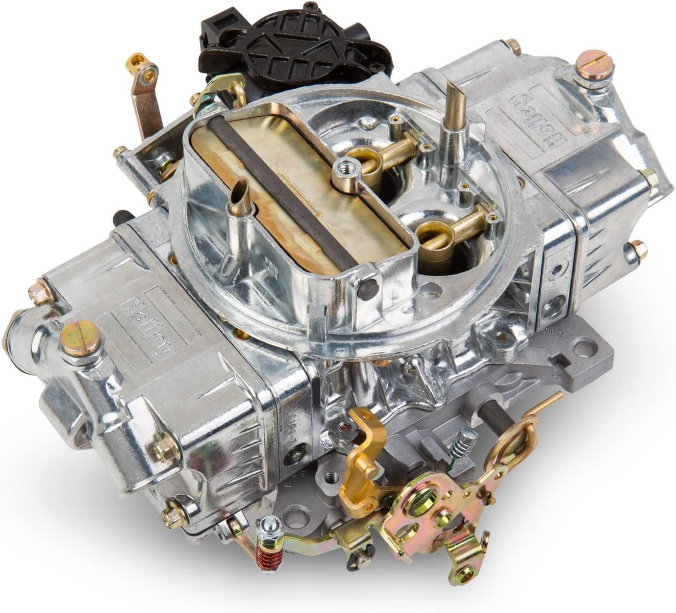 Holley 0-81670 Street Avenger 670 4-Barrel Vacuum Secondary Manual ...