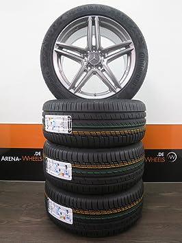 Mercedes CL 215 216 S 213 GLA 156 S 220 221 18 pulgadas Llantas Verano ruedas nuevo: Amazon.es: Coche y moto