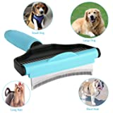 Jiefeike Dog Brushes for Shedding, Pet Grooming