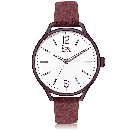 Ice-Watch - ICE time Red Purple - Reloj rosso para Mujer con Correa de
