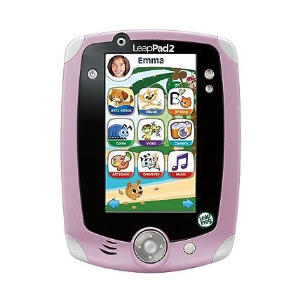 Kids Learning Tablet >> Amazon Com Leapfrog Leappad2 Explorer Kids Learning Tablet Pink