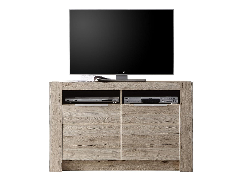 Maisonnerie 1317 866 90 Cougar Meuble Tv Armoire Ch Ne De San Remo  # Petit Meuble Tv Design