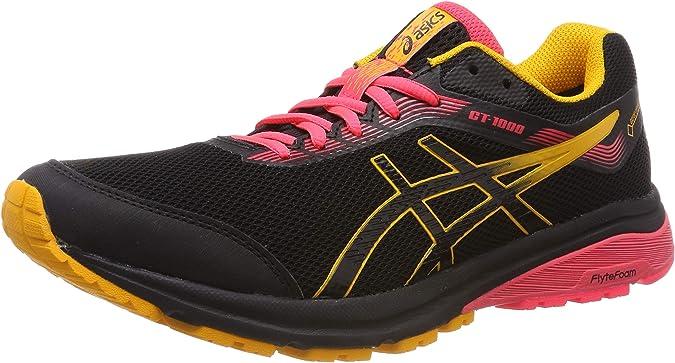 Asics Gt-1000 7 G-TX, Zapatillas de Running para Mujer: Amazon.es: Zapatos y complementos