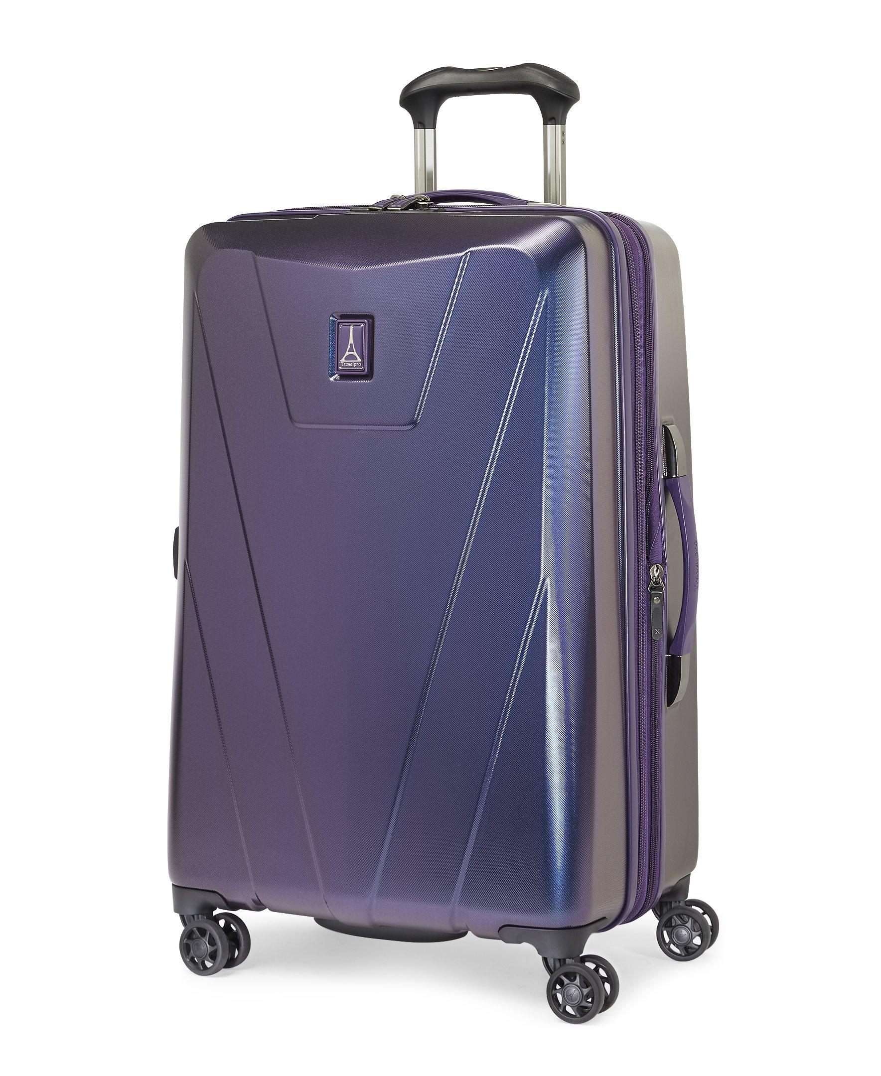 Travelpro Maxlite 4 25'' Hardside Spinner, Dark Purple