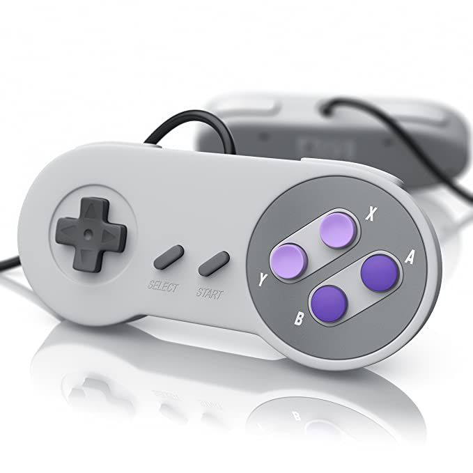 150 opinioni per CSL- 2x Gamepad USB SNES/controller per PC/notebook/tablet | design retrò |