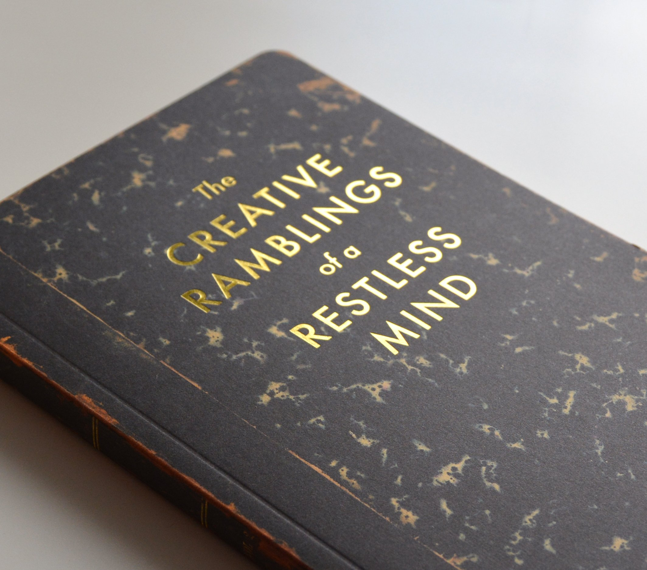 22ec416a64 The Creative Ramblings of a Restless Mind Journal  Kim Bagwill   9780615922997  Amazon.com  Books