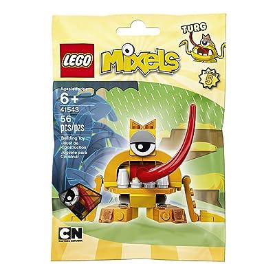 LEGO Mixels Turg Building Kit (41543): Toys & Games