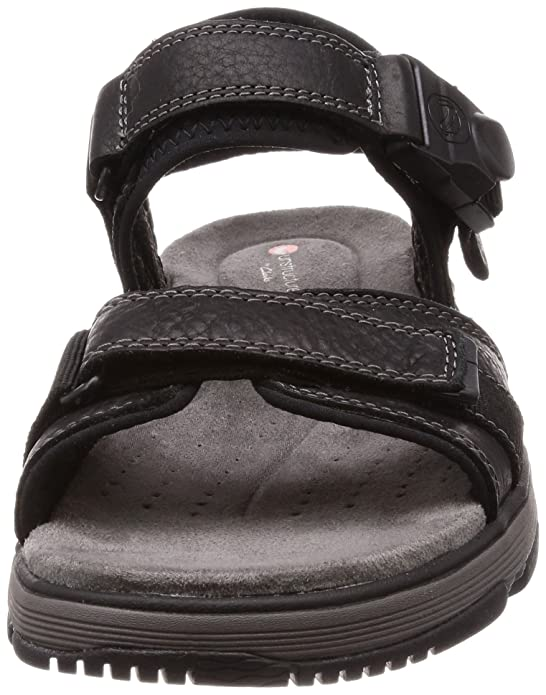 35a27548952 Clarks Men s s Un Trek Part Sling Back Sandals  Amazon.co.uk  Shoes   Bags