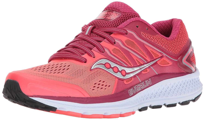 Saucony Women's Omni 16 Running Shoe B01NBNCKHM 10.5 B(M) US|Berry Coral