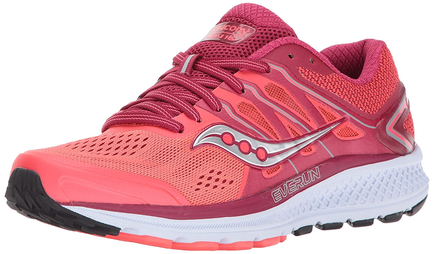 Berry Coral 38 EU Saucony Wohommes Omni 16 FonctionneHommest chaussures