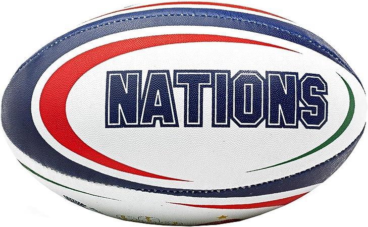 Other 6 Naciones Unidas Rugby Pelota – tamaño 5 | Inglaterra ...