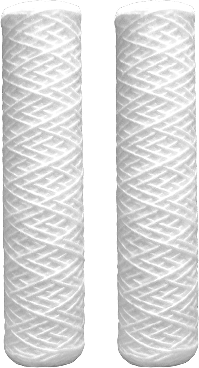 DuPont WFPFC4002 10 x 2.5 String Wound Sediment Filter