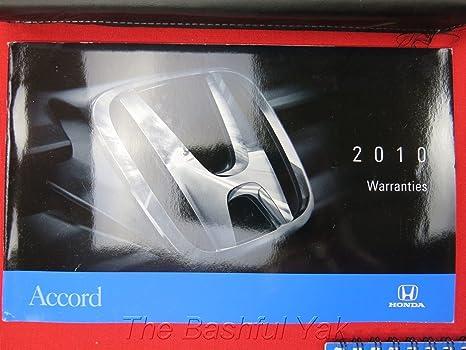amazon com 2010 honda accord owner manual honda automotive rh amazon com 2010 honda pilot owners manual 2010 honda crv owners manual