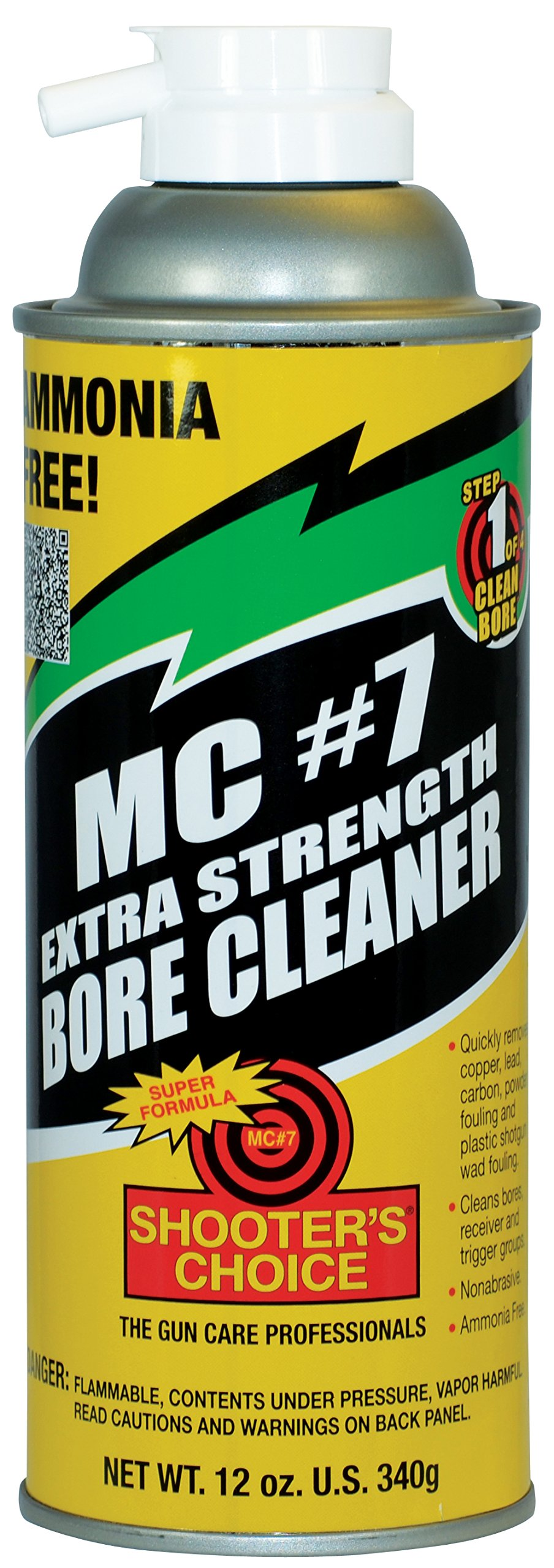 Shooter's Choice MC #7 Bore Cleaner & Conditioner MC #7 Extra Strength Bore Cleaner by Shooter's Choice