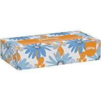 Kimberly-Clark Professional Kleenex 21400 White Facial Tissue 2-Ply Pop-Up Box, 100 per Box (Case of 36 Boxes)