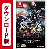 モンスターハンターダブルクロス Nintendo Switch Ver.|オンラインコード版