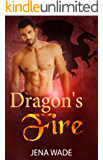 Dragon's Fire: An Mpreg Romance (Dragons Book 1)