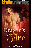 Dragon's Fire: An Mpreg Romance (Dragons Book 1)