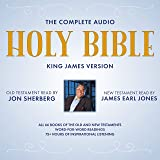 The Complete Audio Holy Bible: King James Version: The New Testament as Read by James Earl Jones; The Old Testament as…