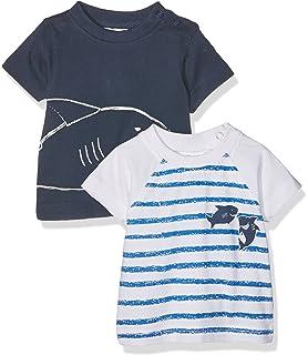 550a51774 Twins AC DC 5 281 11 - Camiseta Bebé Bebé unisex