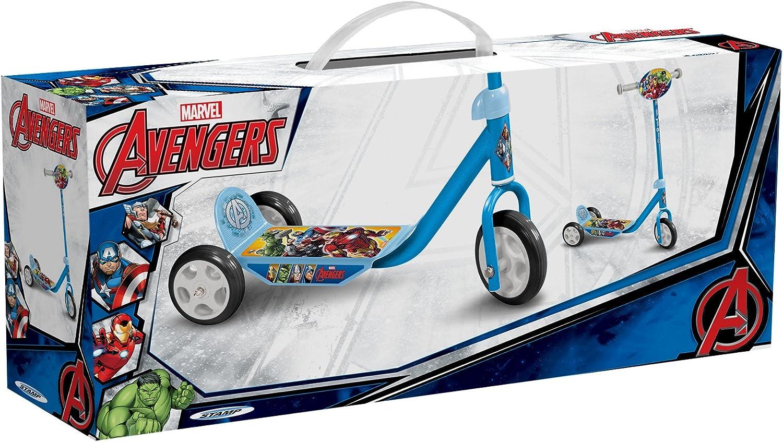 Avengers Stamp Trottinette 3 Roues Trottinette 3 Roues Avengersstamp AV299050