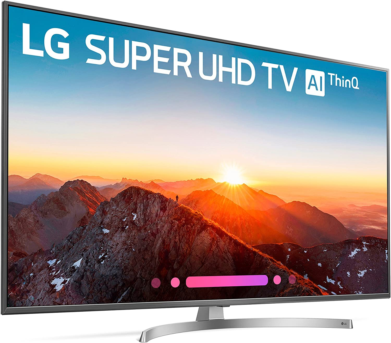 Amazon.com: LG Electronics 65SK8000 65-Inch 4K Ultra HD Smart LED ...