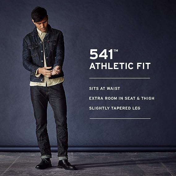 b92c0b1d Levi's Men's 541 Athletic Fit Chino Pant at Amazon Men's Clothing store: