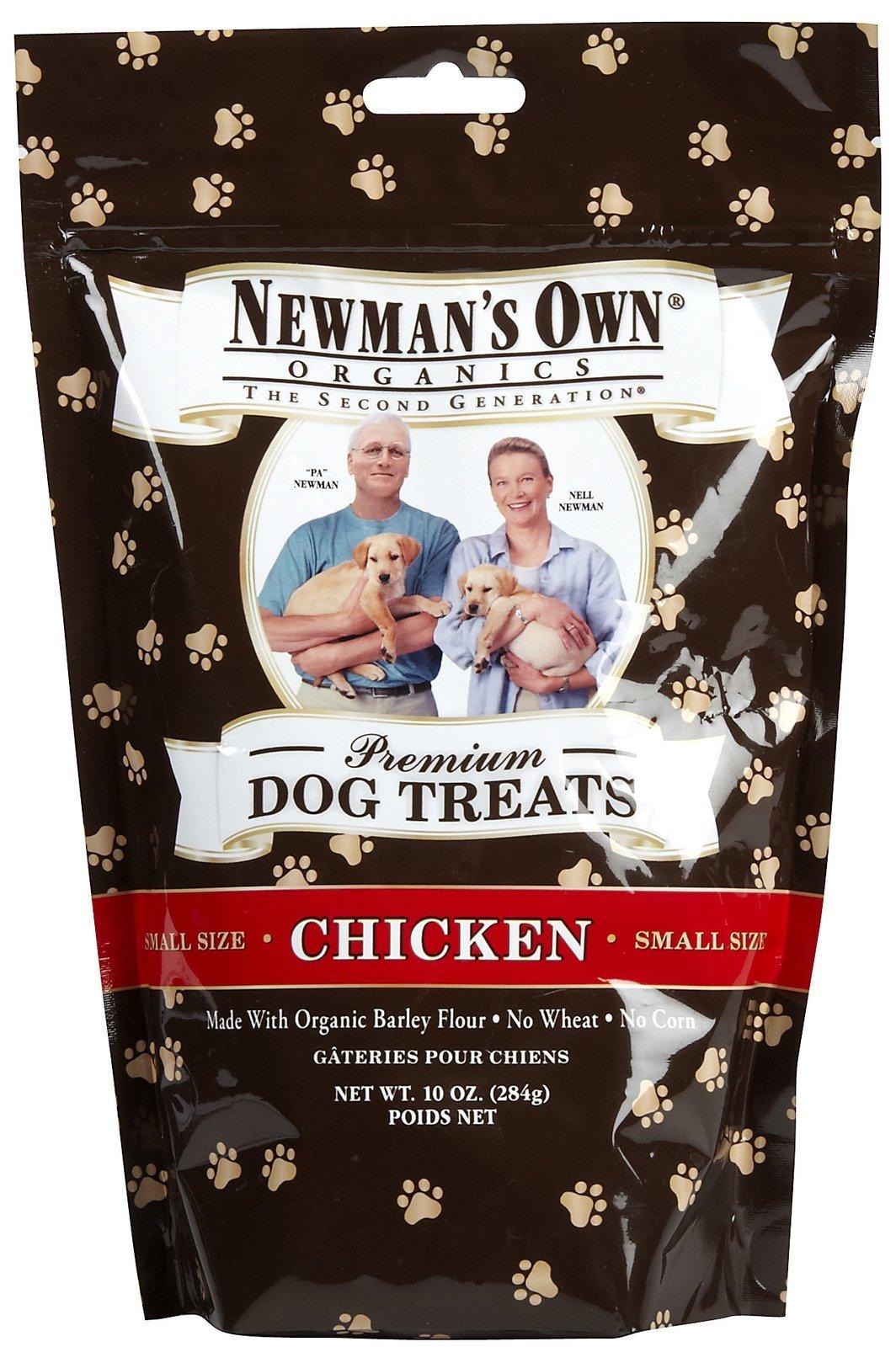 Newman S Own Dog Treats Organic Peanut Butter
