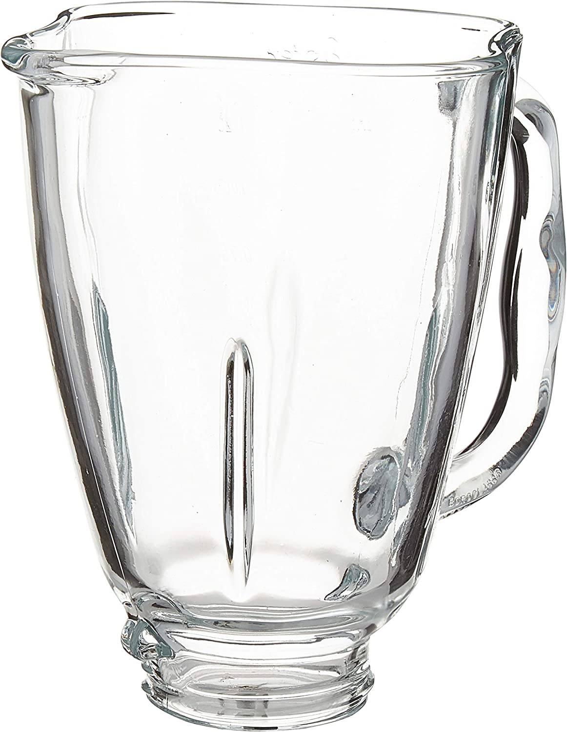 Oster Clover Top Glass Blender Jar, 5-Cup, Clear