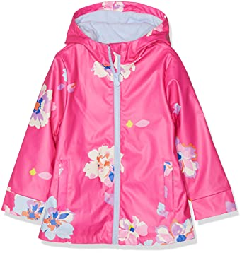 complimentary shipping 100% quality quarantee quality products Amazon.com: Joules Kids Baby Girl's Raindance Raincoat ...
