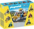 Playmobil Coleccionables - Moto Tourer, playset (5523)