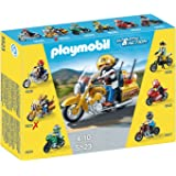 Playmobil Sports Action & Road Cruiser Set #5523