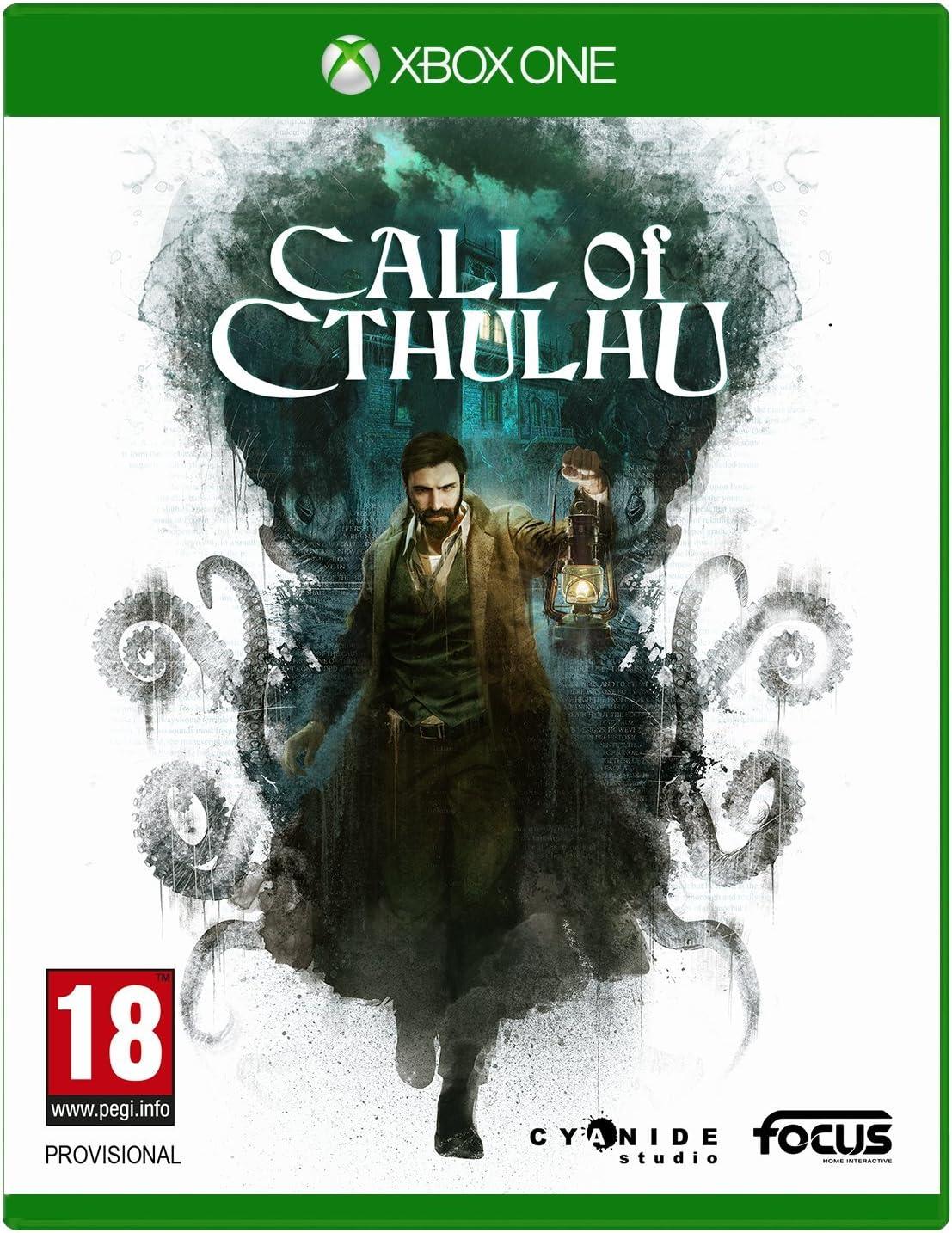 Call of Cthulhu - Xbox One [Importación inglesa]: Amazon.es: Videojuegos