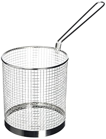 Vogue Stainless Steel Pasta Basket Professional Commercial Catering Kitchen
