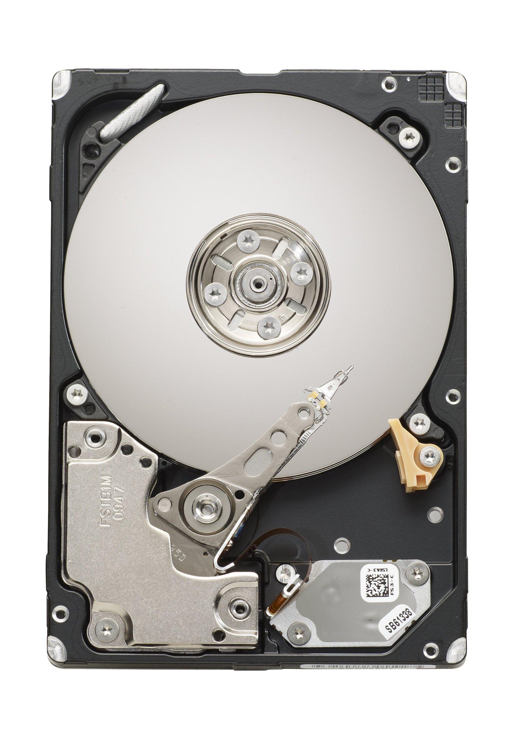 Seagate Savvio 10K.4 600 GB 10000RPM SAS 6-Gb/S 16MB Cache 2.5 Inch Internal Bare Drive ST9600204SS by Seagate