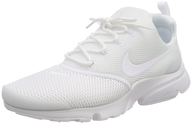 NIKE Mens Presto Fly Running Shoes B07211QMSB 6.5 D(M) US White/White-white