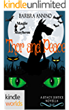 Magic and Mayhem: Thor and Peace (Kindle Worlds Novella) (A Stacy Justice Mystery Novella (3) Book 0)