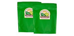 Valley Food Storage Freeze Dried Fruit & Veggie Sampler   Strawberries and Green Beans   Good for Snacks, Lunch, or Dinner   Emergency Food Storage   Long-Term Food Storage