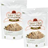 Skinny Crisps Plain Jane Low Carb Gluten Free Crackers 4 Ounce Bag (Pack of 2)
