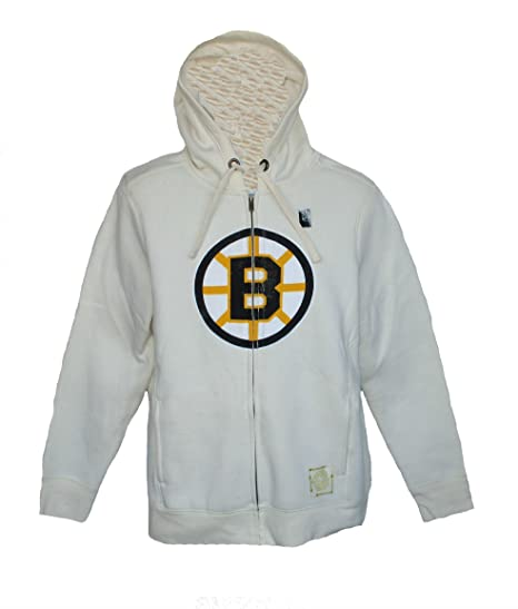 Amazon Com Boston Bruins Women S Sweatshirt Full Zipper Size Small