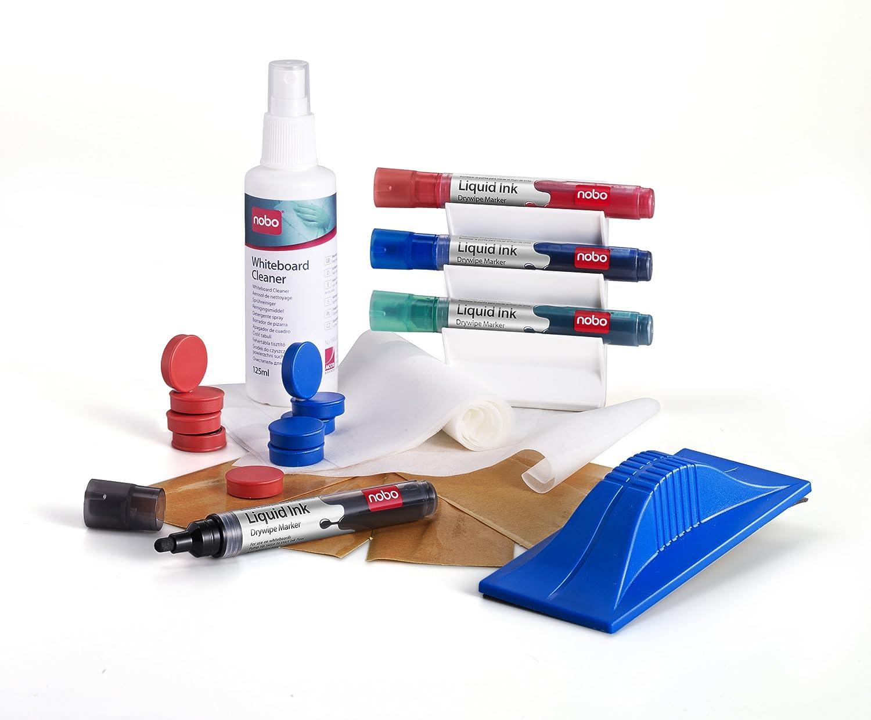 Nobo 1901430 Kit Multi Accessorio per Lavagne Bianche ACCO Brands
