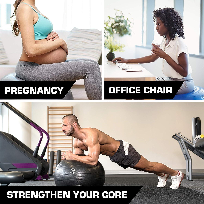 Multitasking ability of fitness ball