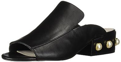 8e1807ed8 Kenneth Cole New York Farley Pearl Slide Loafer Black