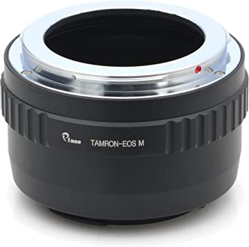 M EF-M EOS-M Mirrorless 52mm Macro Reverse Adapter Ring Pixco Lens Adapter for Canon EOS M2