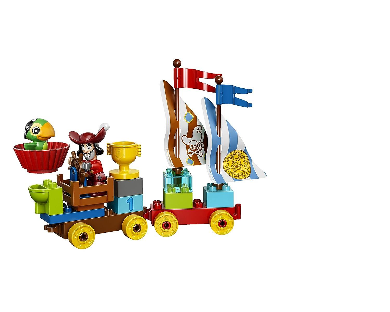 LEGO DUPLO Jake Beach Racing 10539 Building Toy 6061836